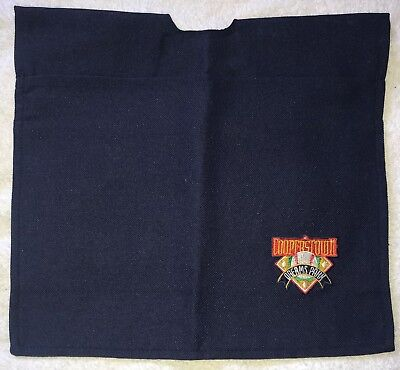 Navy Blue Umpire Ball Bag ++ Cooperstown Dreams Park ++ New 1654a04d2280