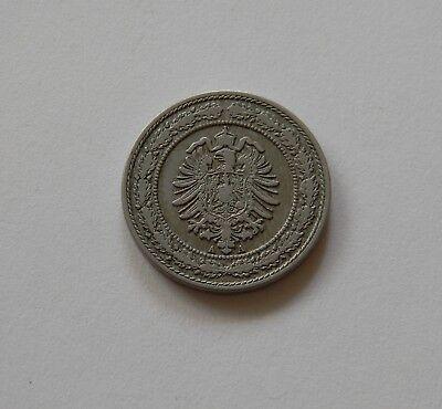 KAISERREICH: 20 Pfennig 1888 A, J. 6, sehr schön, II.