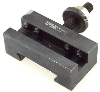 Dorian Tool D25axa-1 Quick Change Tool Holder Tool Post Lathe Turning Tools