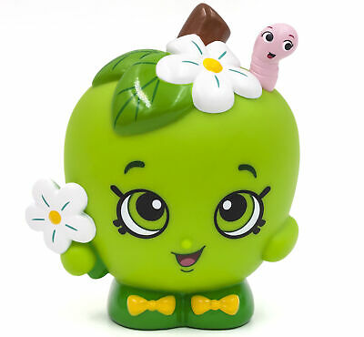 Shopkins Apple Blossom 4in Collectible Action Vinyl Figure Toy