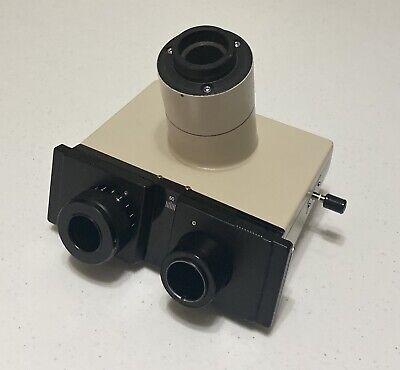 Olympus Bh2-tr30 Trinocular Microscope Observationtube Bh-2 Bhs Bhtu