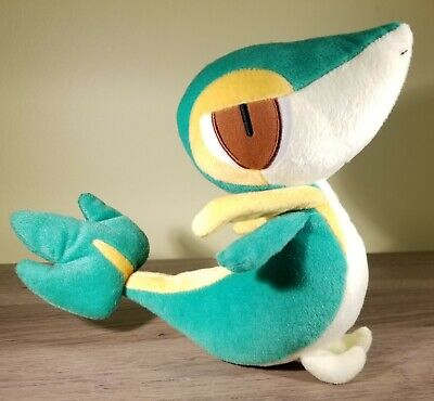 Pokemon Center Official Snivy ツタージャ Plush doll plushie toy