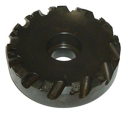 6 Valenite Val-u-edge Carbide Insert Indexable Face Mill Stock Fm1028