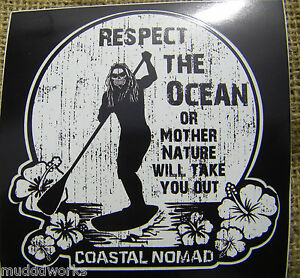 Coastal-Nomad-Respect-the-Ocean-sticker-Stand-up-Paddle-SUP-surf-sports-kite
