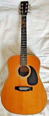 Carlos Acoustic Guitar TW-70