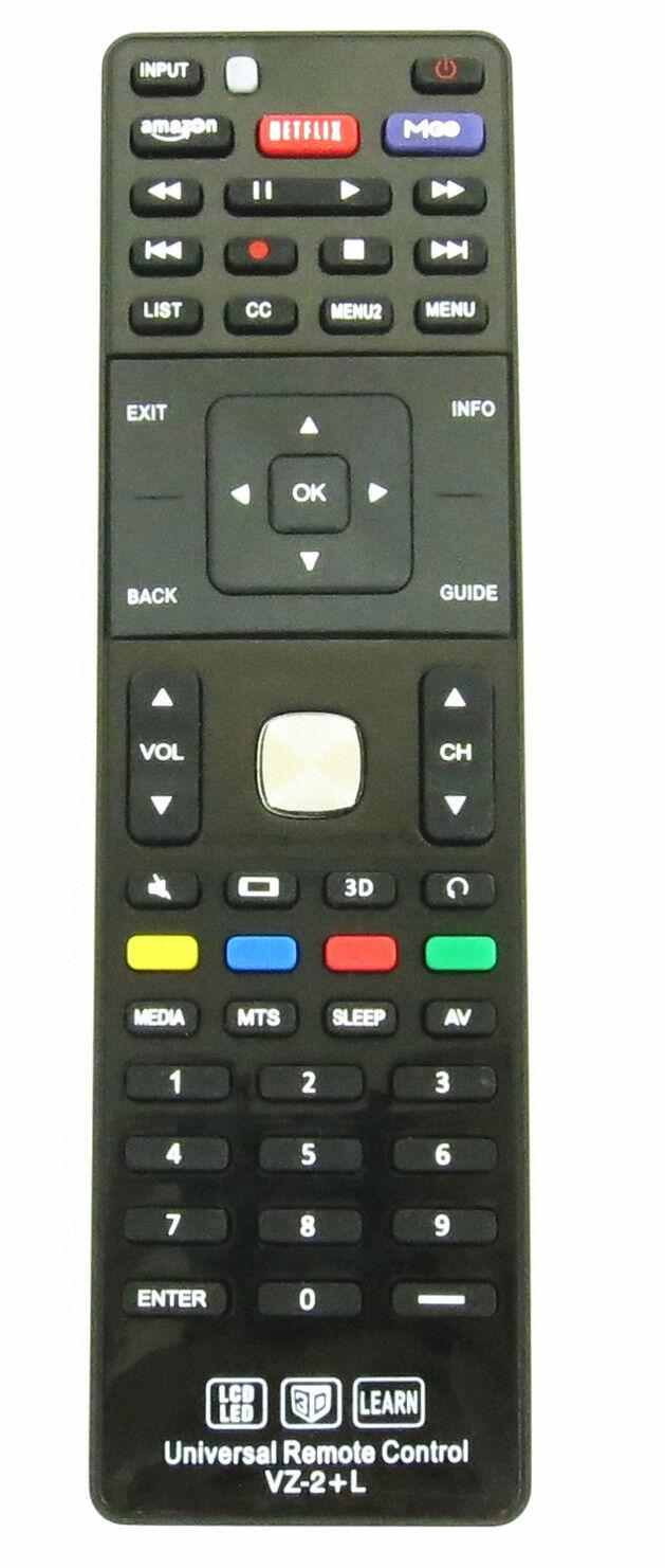 Vizio Universal TV Remote for Almost All Vizio LED LCD Smart