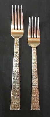 Cambridge Stainless Steel SEVILLA Flatware Salad Dinner Fork Forks Cambridge Stainless Steel Fork