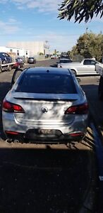 Now wrecking Holden commodore vf sv6 series 2 Black edition Williamstown North Hobsons Bay Area Preview