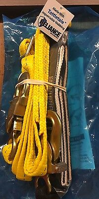 Reliance 747406 Lanyard 6 Shock Absorbing Twin Leg New
