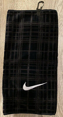 "Nike Golf Towel Face / Club Jacquard RRP£25 16"" x 24"" Brand New unused No Tags"