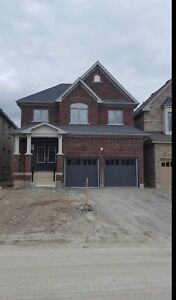 Detached 4 Bed, 3 Bath