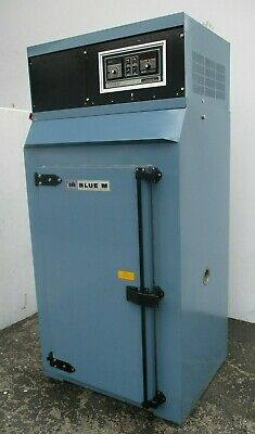Blue M 600 Degree Batch Oven 49 X 25 X 25 Inside 480 Volt 3 Phase With Racks