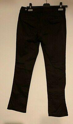 pantaloni donna estivi elasticizzati marca zara taglia 38