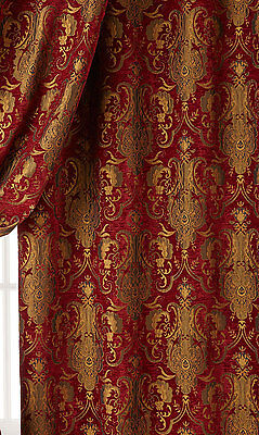 (Chenille Renaissance Home Decor Upholstery, Sold By the Yard)