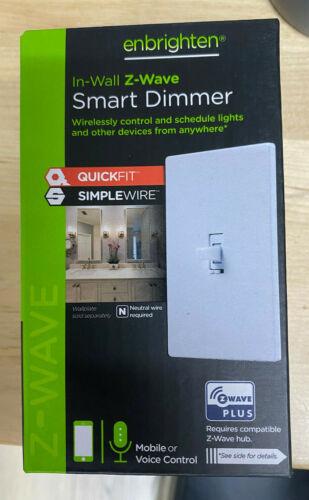 GE (Jasco) Enbrighten In-Wall Z-Wave Plus Smart Dimmer ZW3011 46204 NEW!