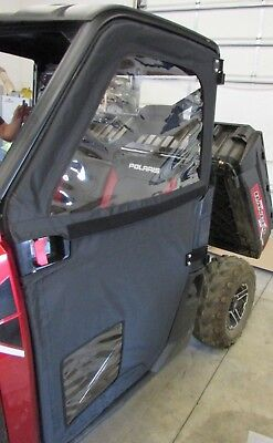 POLARIS RANGER XP FULL SIZE DOORS 570/800/900/1000 SEIZMIK PRO FIT DOOR KIT