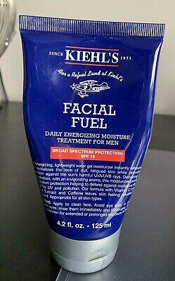 Kiehl's Facial Fuel Moisturiser SPF19 125ml RRP £33