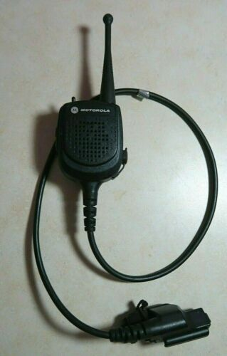Motorola RMN5073B Public Safety Microphone with Antenna for XTS2500 XTS5000