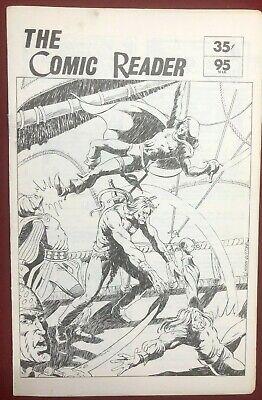 COMIC READER #95 (1973) Ronn Sutton cover
