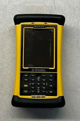 Trimble Nomad 900 Data Collector Egl-mynjafe2 Ea14c28477 No Battery Or Cover