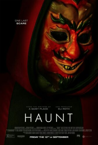Haunt Movie Poster 18