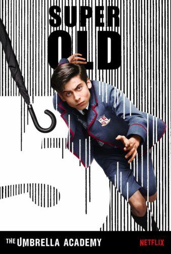 The Umbrella Academy Movie Poster 18