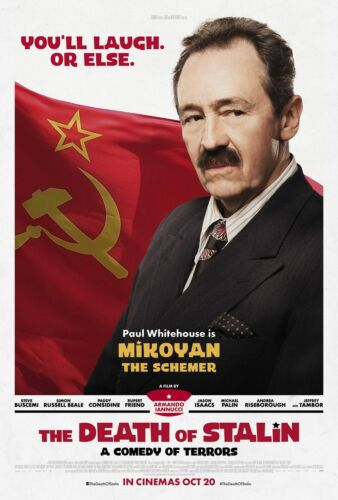 The Death Of Stalin Movie Poster 18
