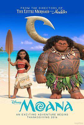 Moana Dvd   Brand New