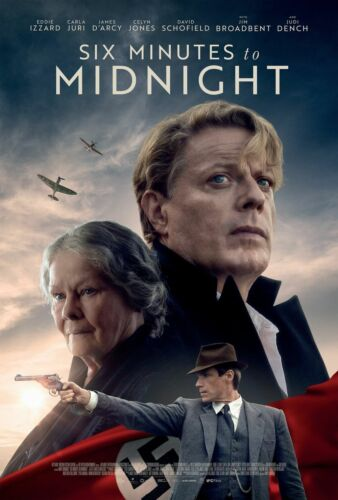 Six Minutes To Midnight Movie Poster 18