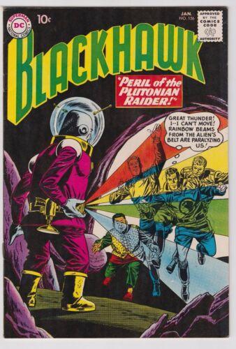 BLACKHAWK #161 1961 DC COMICS VF- CONDITION