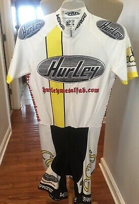 Cycling Hard-Working Nice Bright Green Black White Verge Sport Racing Dartmouth Cycles Skinsuit