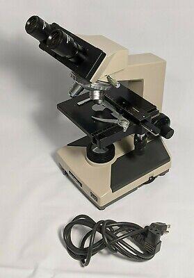 Olympus Ch2 Cht Binocular Microscope 4x 10x 40x Ch-2