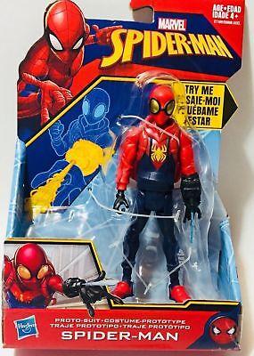 PROTO-SUIT SPIDER-MAN ( 5.5