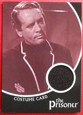 THE PRISONER Vol 2 - PATRICK McGOOHAN'S JACKET - COSTUME CARD PV2 C4, Cards Inc