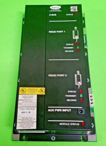 Rauland-Borg Responder IV NCDATA Data Interface Module.14VDC, 0.5A, Class 2