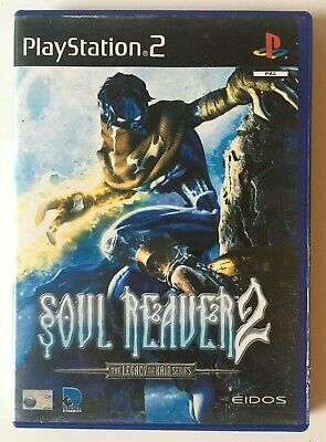 Soul Reaver 2 The Legacy of Kain Series PS2