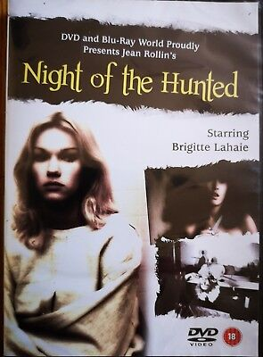 Night Of The Hunted (18)  (DVD, 2008) HORROR / OCCULT - NEW SEALED*FREE POST* ()