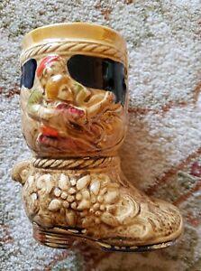 Vintage Boot Ceramic Ornament