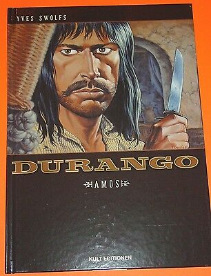 DURANGO - BAND 4 - AMOS / YVES SWOLFS / HARDCOVER / KULT EDITIONEN