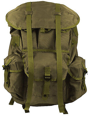 military backpack alice pack olive large size with aluminum frame rothco - Large Aluminum Frame Bag