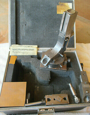 Js Fluidmotion Grinding Wheel Radius Angle Dresser With Case And Accessories