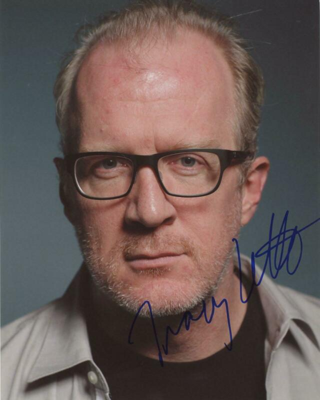 "Tracy Letts ""Homeland"" AUTOGRAPH Signed 8x10 Photo"