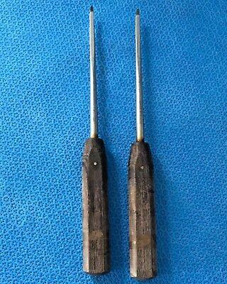 Aesculap Ff917 Ff918 Caspar Vertebral Body Dissectors Neuro Spine Surgical