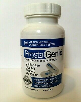 .ProstaGenix Multiphase Prostate Support 90 Capsules FAST Delivery )