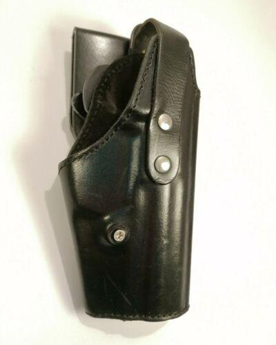 Genuine Serbian Police Leather Belt Holster for Beretta 92 Zastava CZ99 Sig P226