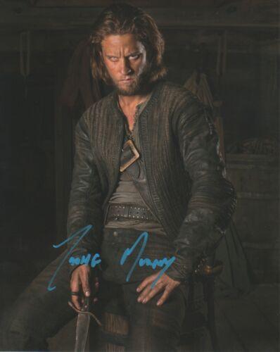 "Tadhg Murphy ""Vikings"" Autogramm signed 20x25 cm Bild"