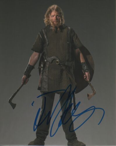 "Jefferson Hall ""Vikings"" Autogramm signed 20x25 cm Bild"