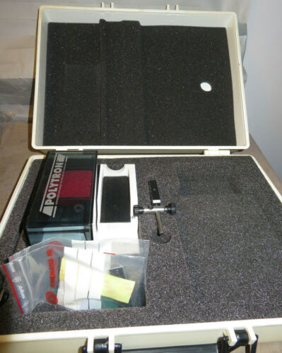 Incomplete Kinematica AG Polytron Accessory Kit (for parts or repair)