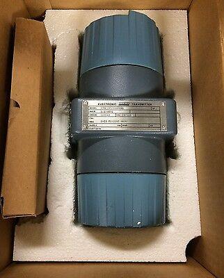 New Foxboro 870ec Electronic Transmitter Model 870ec-tf34m-nxa 0-10 Naoh