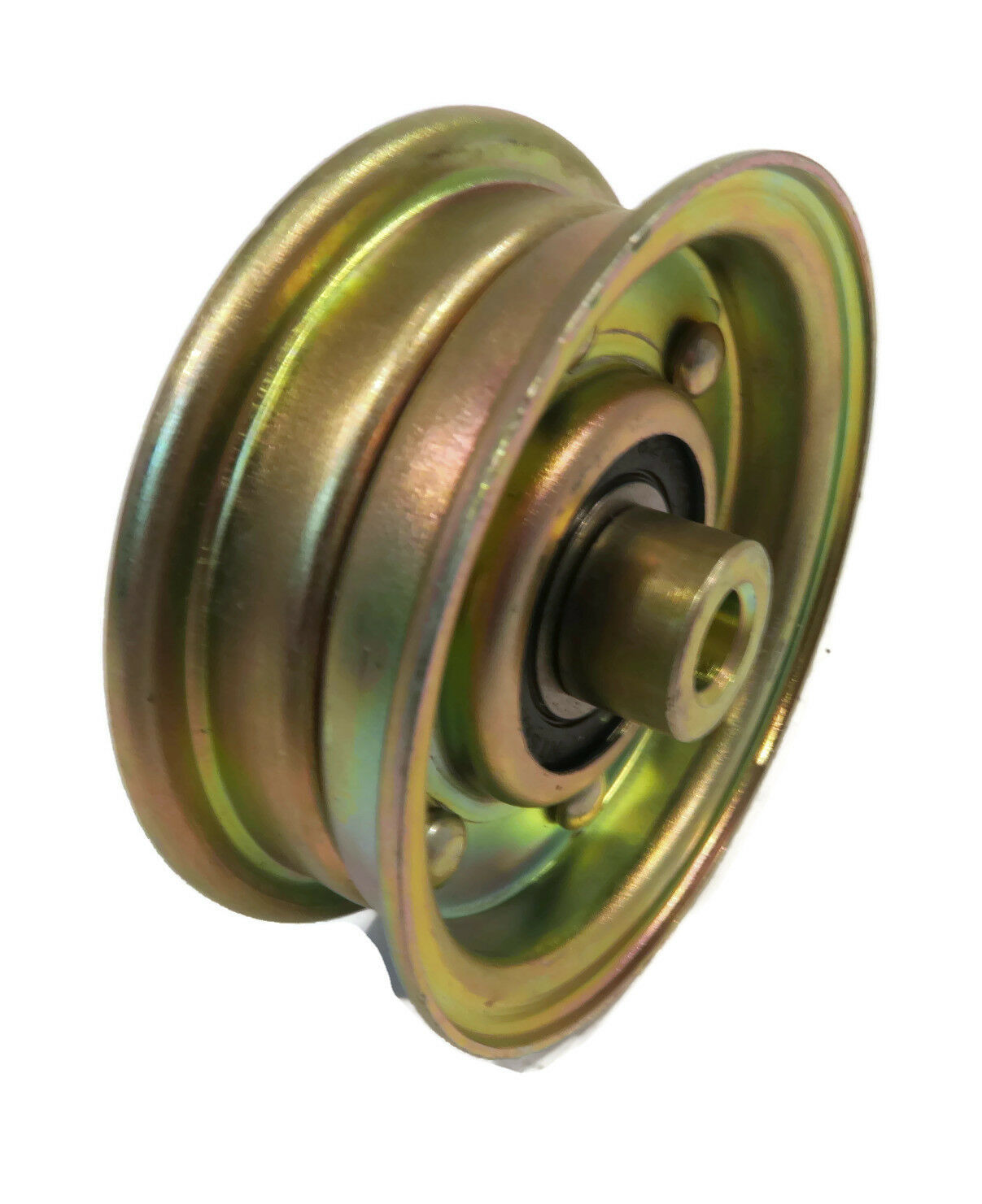 FLAT IDLER PULLEY for Stens 280-044 Rotary 12891 2188 Lawn Mower ...